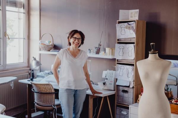 Sylvie couture sur mesure, couture Lyon